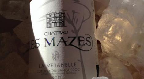 Château Les Mazes, La Méjanelle