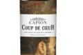 Château Capion, coup de coeur rouge