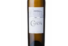 Château Capion, grand vin blanc