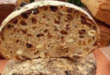 Au Fournil de Caixas, pain Rahan