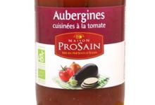 Maison Pro Sain, Aubergines à la tomate