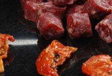 Maison Paré, fouet tomates confites