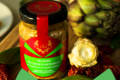 Les ANTONIN, velours d'artichaut au basilic frais et tomates confites