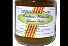 Saveurs des Pampas, confiture de tomate verte