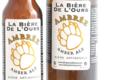 Bière de l'ours ambrée