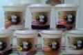 Laiterie - Fromagerie du Mas Guiter, yaourt à l'abricot