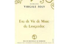 Domaine Virgile Joly, Eau de vie de Marc du Languedoc