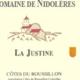 Domaine de Nidolères, La Justine