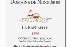 Domaine de Nidolères, La Raphaelle