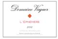 Domaine Vaquer, L'Ephémère