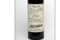 Domaine Sainte Jacqueline, vin doux naturel hors d'âge 1978