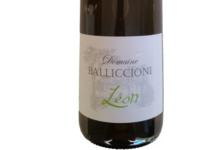Domaine Balliccioni, cuvée Léon, Côtes de Thongue  Blanc