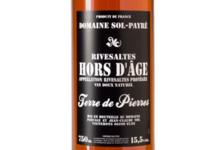 Domaine Sol Payré, Terre de Pierres, Rivesaltes hors d'âge