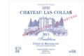 château Las Collas, rouge cuvée tradition