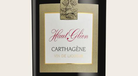 Château Haut-Gléon, carthagène rouge