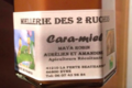mielleuse des deux ruches, cara miel
