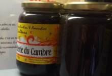 Miellerie du Cambre, miellat de chêne