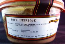 Charcuterie Catalane Bonzon, pâté de campagne Ibérique