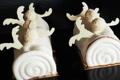 Boulangerie - Pâtisserie La Fougasse, bûche Mont Blanc