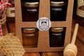 Miel Rayon d'or, coffret de dégustation de miels