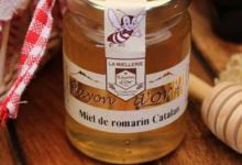 Miel Rayon d'or, miel de romarin