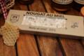 Miel Rayon d'or, Nougat catalan aux noix et miel