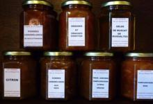Les Confitures du Verger de la Pesquitte, pommes caramélisées de Bouleternere