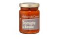 Velours de Crème Tomate et Basilic