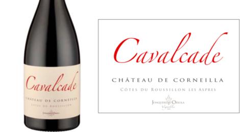 Château De Corneilla, Cavalcade rouge
