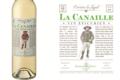 La Canaille blanc, vin épicurien