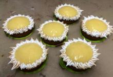 Boulangerie pâtisserie Ferrer et fille, Tarte citron sur sablé breton