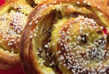 Boulangerie Pâtisserie Brilles, pain au raisin