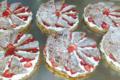 Patisserie Oster, millefeuilles aux fraises
