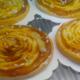 Aux pains de la Place, tarte aux pommes