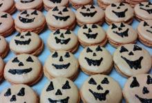 Bottega frederic patisserie, macarons Halloween