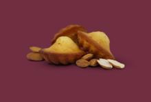 Biscuiterie Jeannette 1850, Tante Amandine - madeleines amande