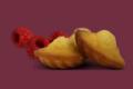 Biscuiterie Jeannette 1850, SCARLET - 8 madeleines FRAMBOISE