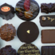 Chocolaterie Charlotte Corday,  Bouchées au chocolat