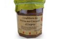 confiture de poires au caramel d'isigny