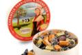 """Boîte bois Caramels Assortiment """"Tradition"""""""