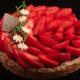 Pâtisserie Alban Guilmet, tarte aux fraises