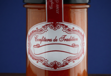 Confitures de tradition, Confiture Abricot Vanille