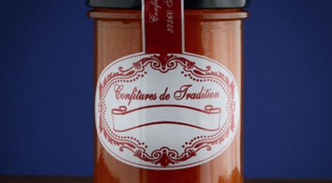 Confitures de tradition, Confiture Abricot Vanille