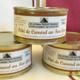 Earl des Parribets, foie gras Pique, pâté de canard au foie gras