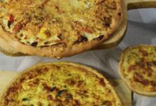 La Ferme Biologique De Crozefond, quiche ou pizza