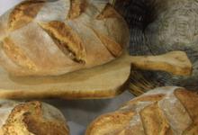 La Ferme Biologique De Crozefond, pain au levain