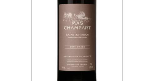Le mas Champart, Saint-Chinian Rouge Côte d'Arbo