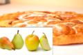 Croustade raffinée pommes poires