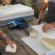 Fromages de la Bernouse, tomme de chèvre
