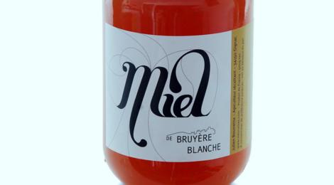 mesruches.com, Miel de Bruyère Blanche